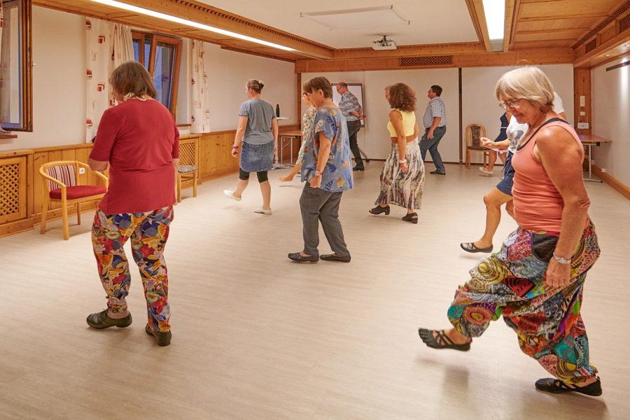 Beim Line Dance