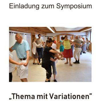 Einladung zum Symposium am 30. 3. 2019 im Bockkeller